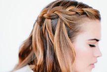 *hair* / by Elizabeth Deschaine