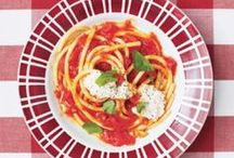 Pasta Dishes / Easy, delicious pasta dishes for the whole family. / by Real Simple