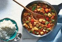 Vegetarian and Vegan Recipes / A collection of Real Simple's meatless meals. / by Real Simple