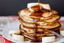 Pancakes. / by Nicole Nelson