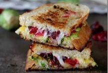 Sandwich & Wraps. / by Nicole Nelson