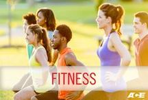 Fitness / Get inspired to live your most fit life. Whether it's the latest fitness classes and trends, science-based exercises, tips for healthy eating, or motivation to stay active, find the information you need all in one place. / by American Council on Exercise