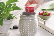 Scenterpiece™ Easy MeltCup System / Discover the fastest, easiest, no-mess wax warmer system ever.  / by Yankee Candle: Scented Candles | Home & Car Air Fresheners, Fragrances & Decor