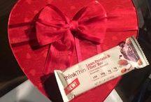 Valentine's Day / Indulge guilt free this Valentine's Day / by thinkThin