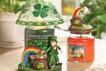 St. Patrick's Day 2015 / Everyone's Irish on St. Patrick's Day! Fill your home with Celtic knots, shamrocks and leprechauns for a fun day of celebration  / by Yankee Candle: Scented Candles | Home & Car Air Fresheners, Fragrances & Decor