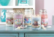 Summer 2015 Fragrances / Transport your home to the beach with these 5 new fragrances for summer / by Yankee Candle: Scented Candles | Home & Car Air Fresheners, Fragrances & Decor