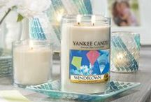 Windblown / Meet the NEW fragrance family! / by Yankee Candle: Scented Candles | Home & Car Air Fresheners, Fragrances & Decor