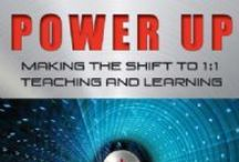 Power Up: Making the Shift to 1:1 Teaching and Learning / Power Up -- the new book by Diana Neebe and Jennifer Roberts