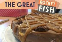 The Great Rocketfish #BakeOff! Round One / The Great Rocketfish Bake Off Has Commenced! Check out the entries so far.... Round One!