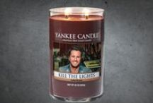 Luke Bryan Candle & CD / Yankee Candle will be selling Luke Bryan's new ablum on 8/7 and you can also enter to win a Luke Bryan Candle!  / by Yankee Candle: Scented Candles | Home & Car Air Fresheners, Fragrances & Decor