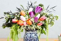Flowers! / Everything you need to know about beautiful blooms and floral inspiration.