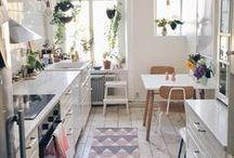 Summer Interior Inspiration / It's summer time! Start making a stunning summer with your interior! This board shows best ideas to decorate them and we'll help you create fabulous rooms: http://newcastlekitchenandbedroomco.co.uk/