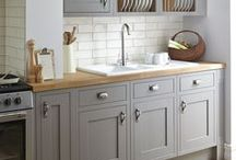 Kitchen Inspiration / We are continually working towards bringing you everything you could ever want in your kitchen. We offer our customers a real choice about the kind of kitchen they want to achieve; a completely unique hand-crafted kitchen or a cutting-edge contemporary design: http://newcastlekitchenandbedroomco.co.uk/
