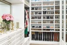 Walk in Wardrobe Goals / Find your walk in wardrobe goals and we can create the perfect wardrobe for you. http://newcastlekitchenandbedroomco.co.uk