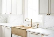 Marble Tops / Marble makes a chic and highly functional countertop in any style. Find your favourite style and we can help your dream comes true. http://newcastlekitchenandbedroomco.co.uk