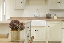 Neutral Kitchens / We are continually working towards bringing you everything you could ever want in your kitchen. We offer our customers a real choice about the kind of kitchen they want to achieve; a completely unique hand-crafted kitchen or a cutting-edge contemporary design: http://newcastlekitchenandbedroomco.co.uk/
