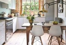 Pretty Kitchens / We are continually working towards bringing you everything you could ever want in your kitchen. We offer our customers a real choice about the kind of kitchen they want to achieve; a completely unique hand-crafted kitchen or a cutting-edge contemporary design: http://newcastlekitchenandbedroomco.co.uk/
