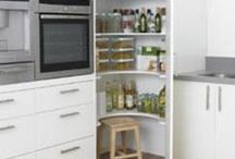 Storage Ideas / Make your own space look clean and clear with our storage ideas: http://newcastlekitchenandbedroomco.co.uk/
