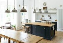 Kitchen Flooring Ideas / We are continually working towards bringing you everything you could ever want in your kitchen. We offer our customers a real choice about the kind of kitchen they want to achieve; a completely unique hand-crafted kitchen or a cutting-edge contemporary design: http://newcastlekitchenandbedroomco.co.uk/