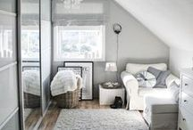 Walk in Wardrobe Inspo / Find your walk in wardrobe goals and we can create the perfect wardrobe for you. http://newcastlekitchenandbedroomco.co.uk