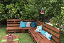 Pallets for your Patio & more