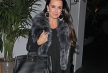 Kyle Richards fashion  / by Spin