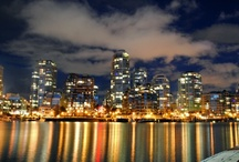 My Beautiful City.. Vancouver <3 / As much as I love to travel, I love my home in beautiful Vancouver, British Columbia! There is something for everybody in this city.. beautiful views, great outdoor activities, fantastic restaurants that bring flavours from every corner of the world, great shopping and a Starbucks on every corner :)