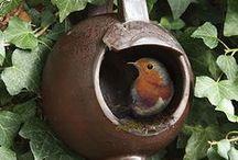 Birdhouse/vogelhuisje.