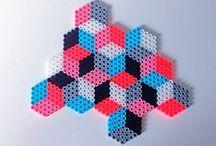 • DIY Hama | Perler beads •