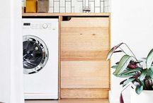 • Laundry room •