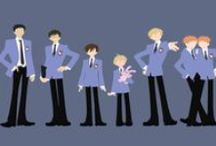 OHHC / The anime, manga, and fanart of Ouran Highschool Host Club. I only pin the best