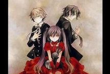 PandoraHearts~ / The anime, manga, and fanart of Pandora Hearts. I only pin the best