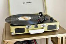Vintage Music. / Pick Ups, radio's and more....