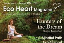 Eco Heart Magazine - Summer 2014 / A magazine about Spirituality, Environment, Art & Healing. Get your free subscription to this quarterly magazine at: www.EcoHeartRetreats.com  Contributors and articles in the Summer 2014 issue of Eco Heart Magazine.