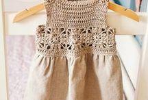 (CROCHE) Baby Dress / by Cuqui Colon
