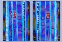 Recent Work / I'll be posting some of my glass commissions as they are completed.  For further information please visit my website www.markditzler.com, or Mark Ditzler Glass Studio on Facebook.