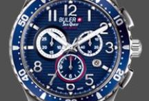 A stitch in time / Our men's and ladies' luxury timepieces