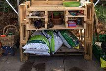 Greenhouse / Greenhouse essentials