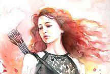 ♥ Katniss
