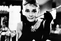Audrey Hepburn / A homage to the Queen