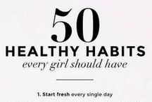 live a healthy life!