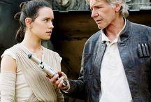 Star Wars / a long time ago in a galaxy far, far away…