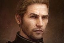 Port Skyhold: Cullen Rutherford / former Commander of Safe Haven's fort
