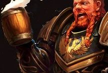 Port Skyhold: Captain Oghren