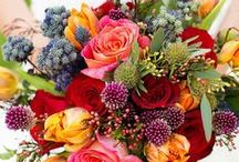 Other Wedding Bouquets We Love / Beautiful wedding bouquets in various styles, colors, and textures.