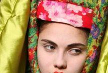 Turban & head pieces