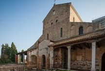 Torcello island / Torcello is a quiet and sparsely populated island at the northern end of the Venetian Lagoon. It is the oldest continuously populated region of Venice, and once held the largest population of the Republic of Venice.