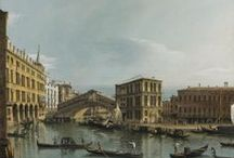 Venetian painter: Bellotto / Bernardo Bellotto (ca. 1721 – 17 October 1780) was an Italian urban landscape painter or vedutista, and printmaker in etching famous for his vedute of European cities (Dresden, Vienna, Turin and Warsaw). He was the pupil and nephew of Canaletto and sometimes used the latter's illustrious name, signing himself as Bernardo Canaletto. In Germany and Poland, Bellotto called himself by his uncle's name, Canaletto.