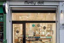 minty dot // Bracka 5 / Minty dot na Brackiej 5, Warszawa