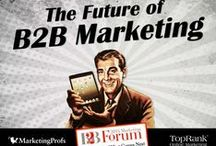 MarketingProfs B2B Marketing Forum / by TopRank Online Marketing